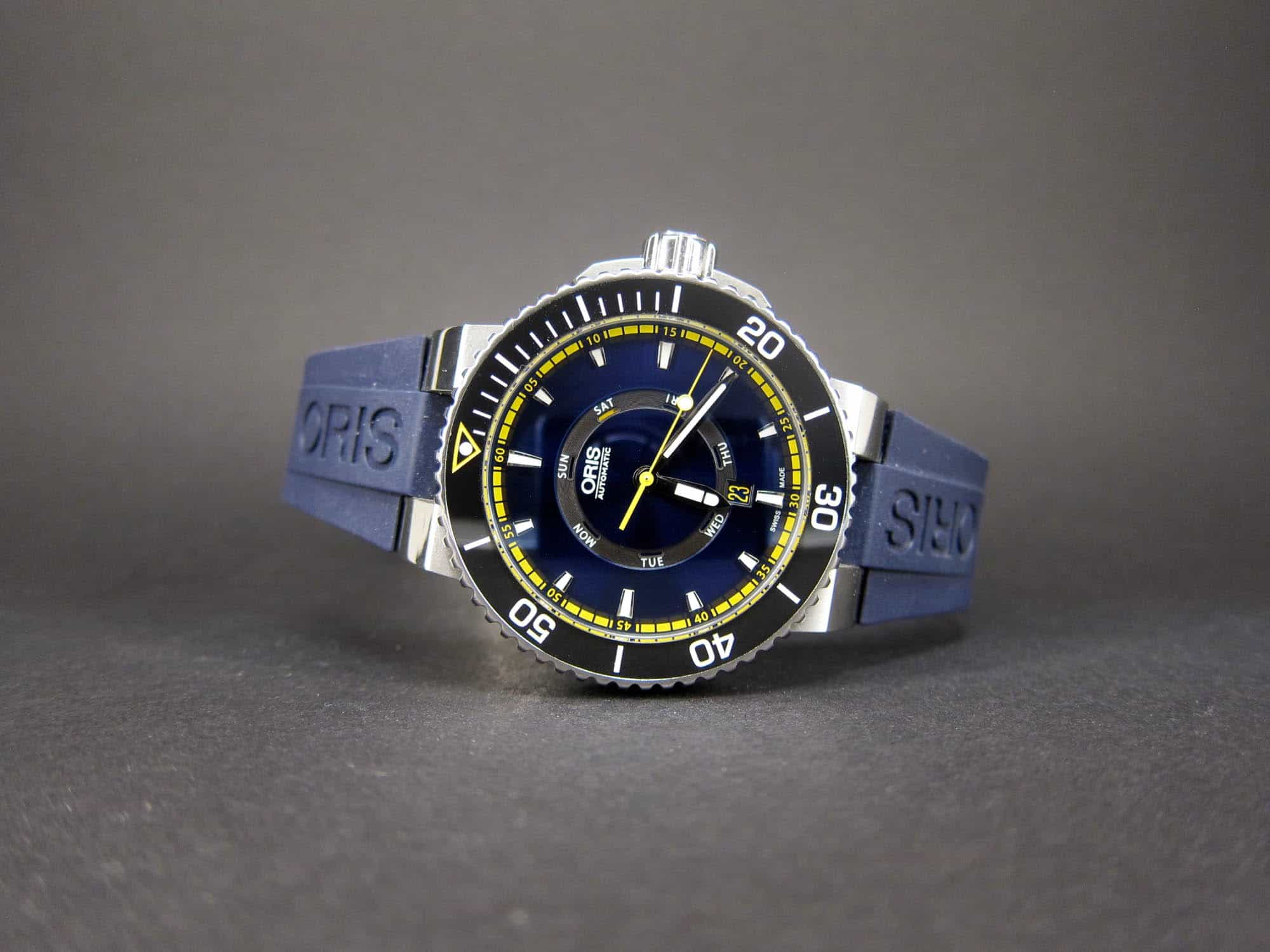 Oris Aquis Great Barrier Reef II Limited Edition