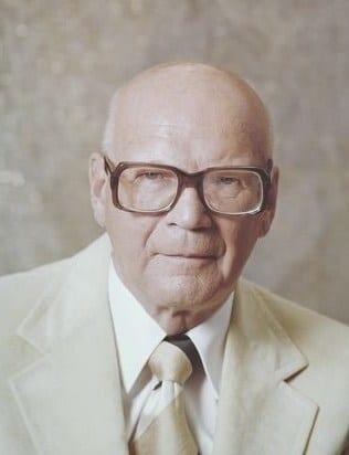 Urho Kaleva Kekkonen (1900-1986) Kuva: Wikimedia Commons