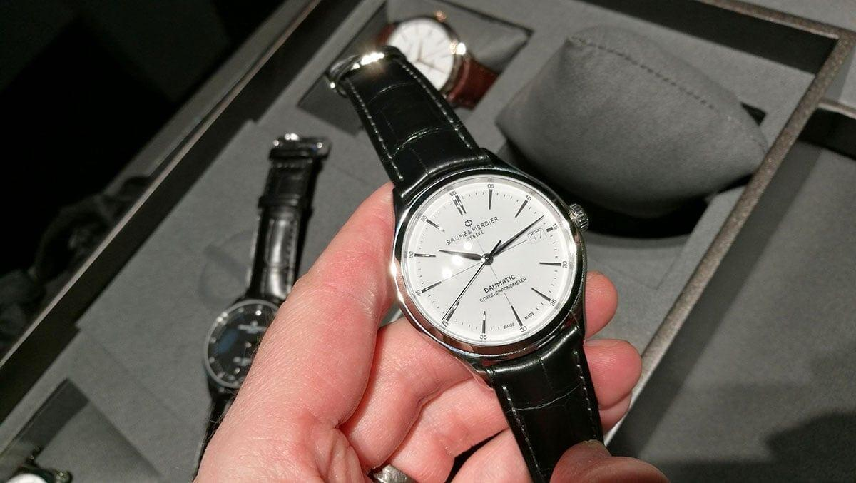 Baumer & Mercier Clifton Baumatic