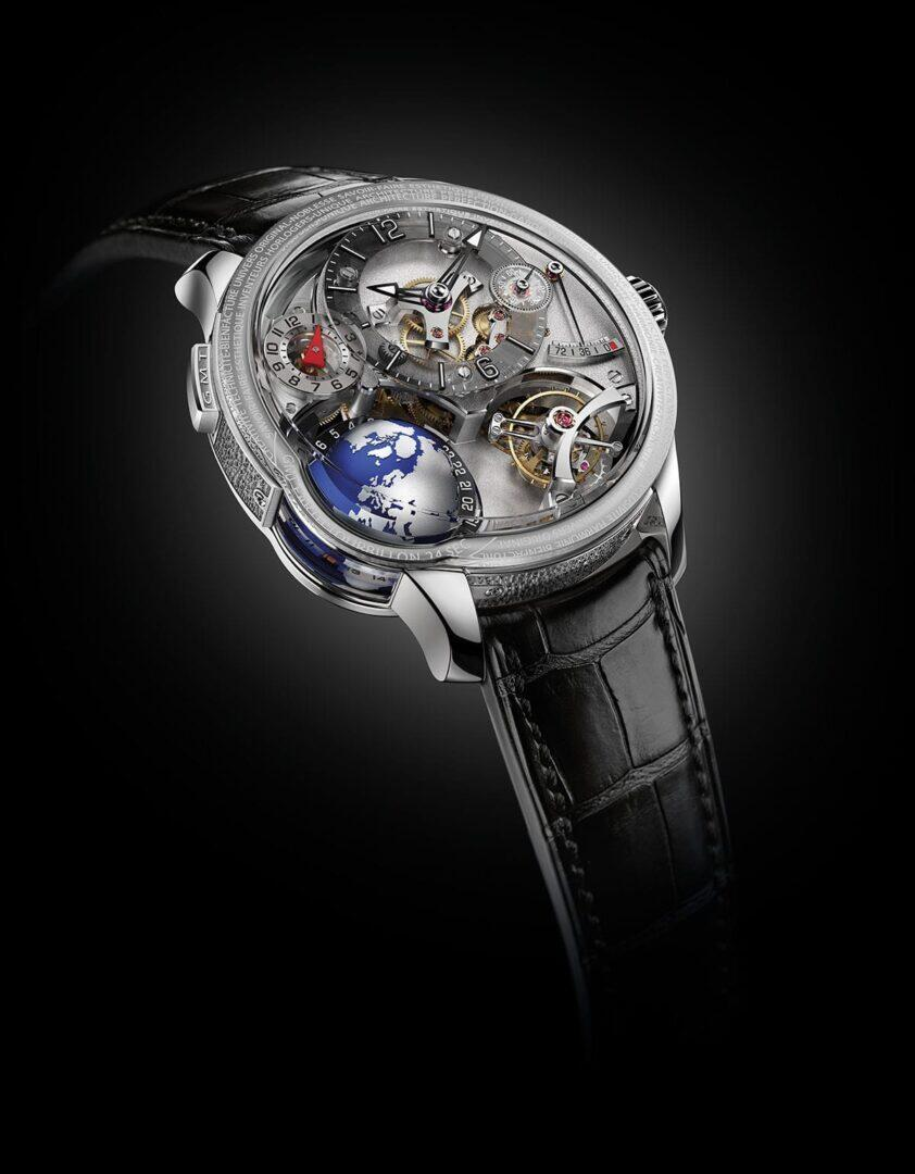 Greubel & Forsey GMT Earth