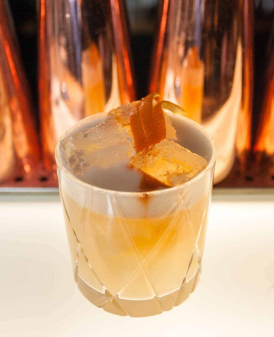 HDCO Whiskey Sour