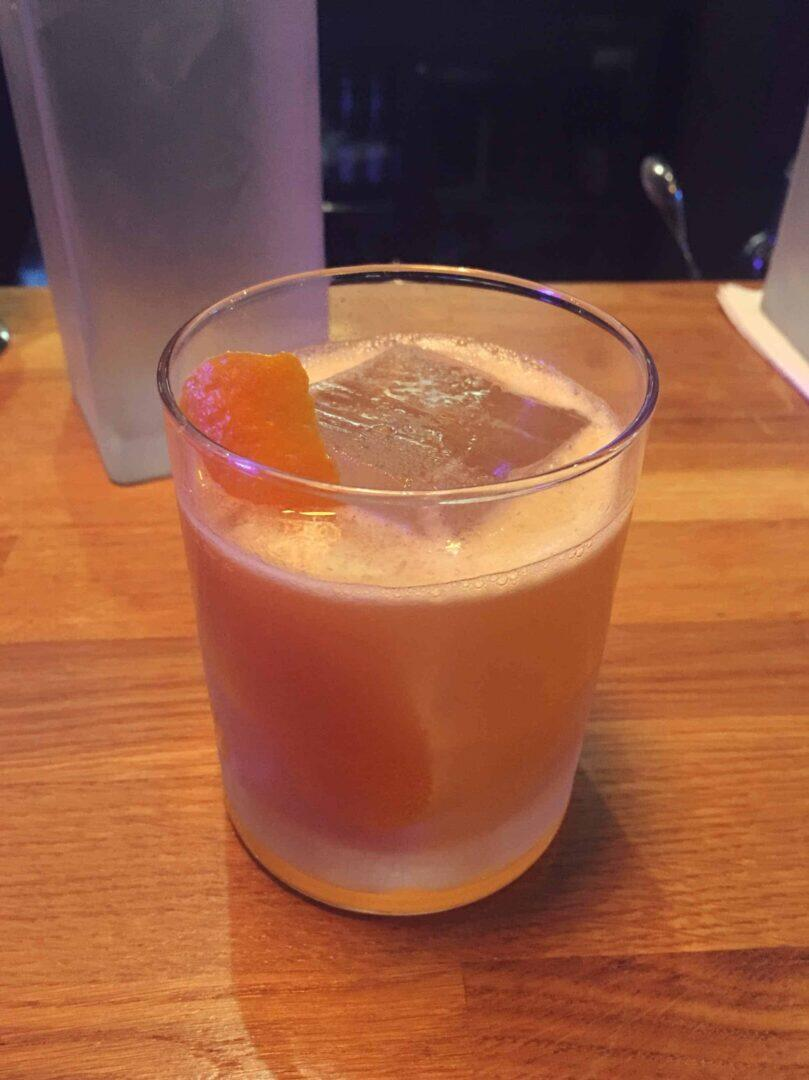 Runar Whiskey Sour