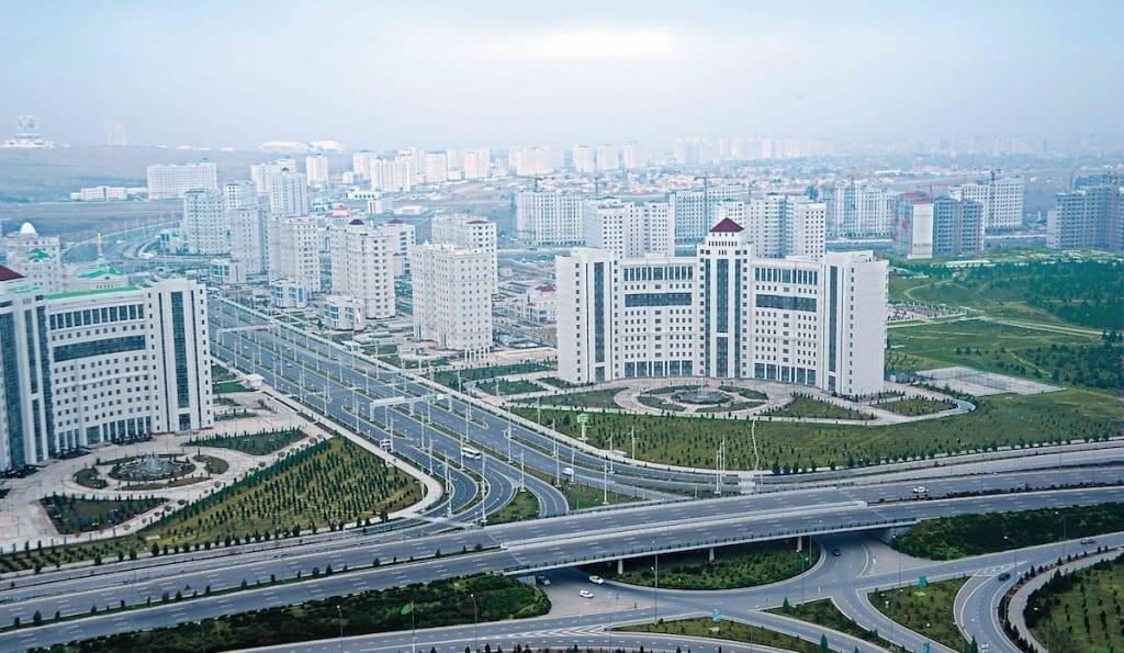 Ašgabat, Turkmenistan