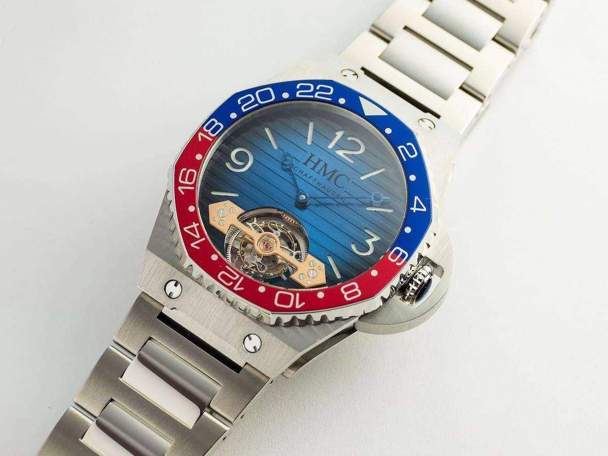 Moser Swiss Icons Watch