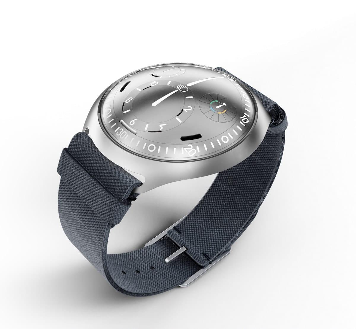 Ressence Type 2 e-Crown Concept 5