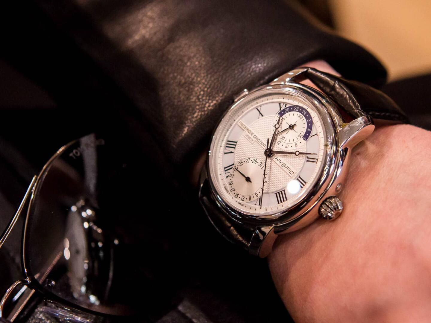 Frederique Constant Hybrid Baselworld 2018