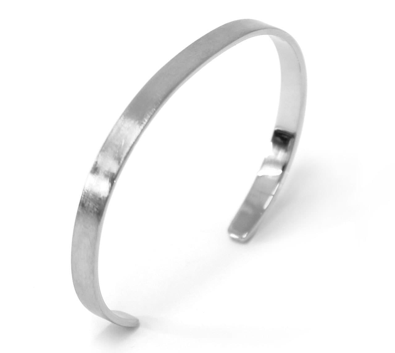 Nikama Design - Jaur-käsirengas 5mm, raaputettu