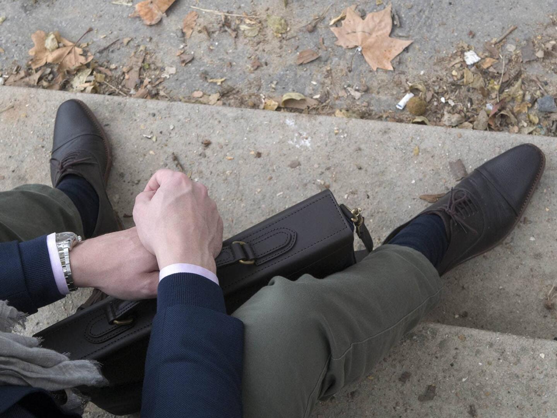 Mismo M/S Bureau -laukku