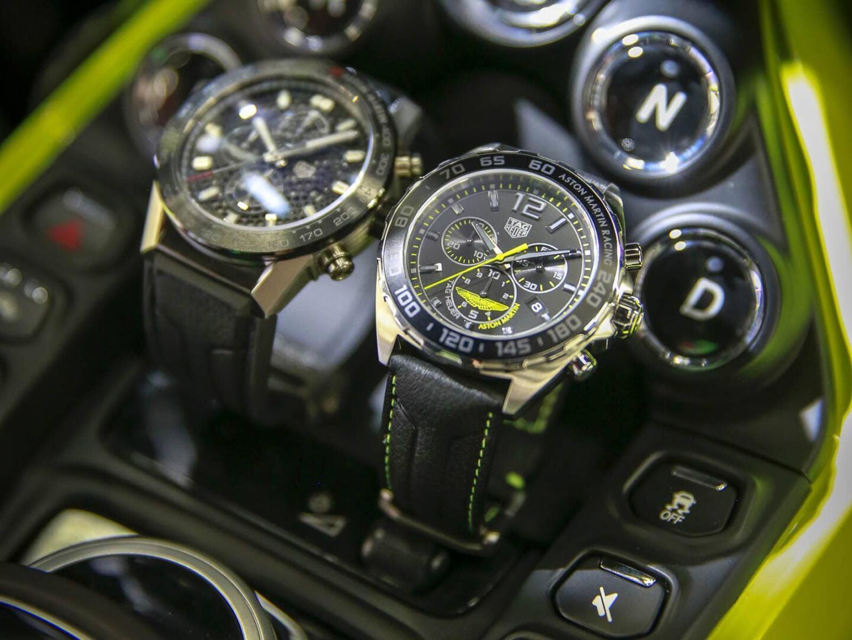 TAG Heuer Aston Martin
