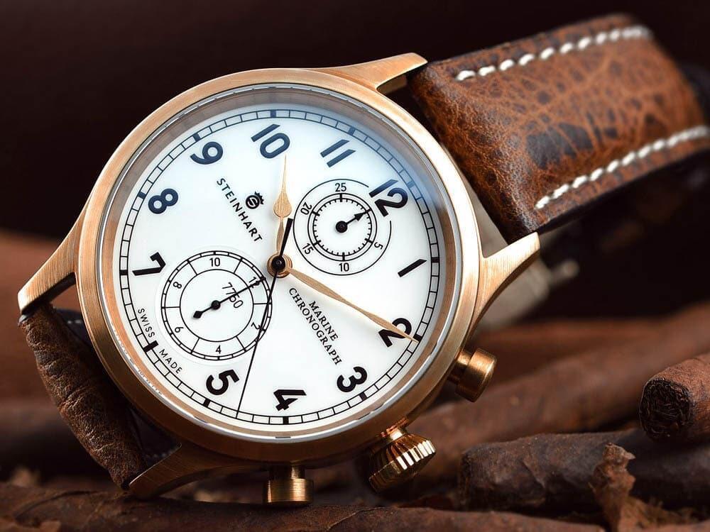 Steinhart Marine-Chronograph Bronze Premium