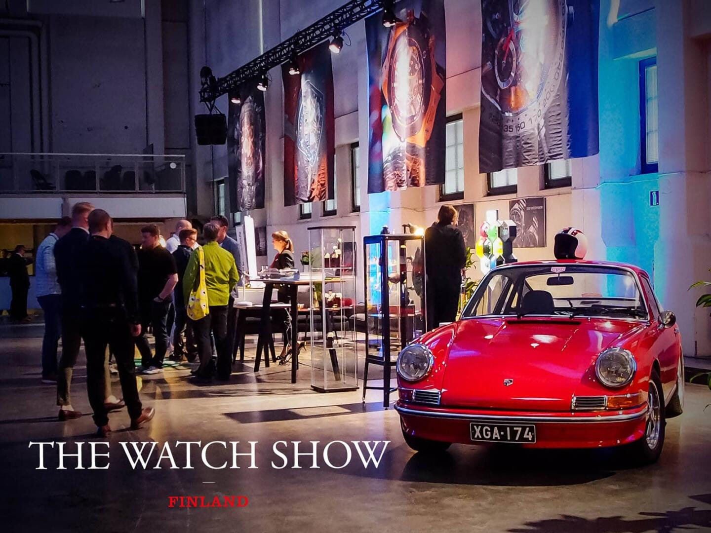 The Watch Show Finland 2018
