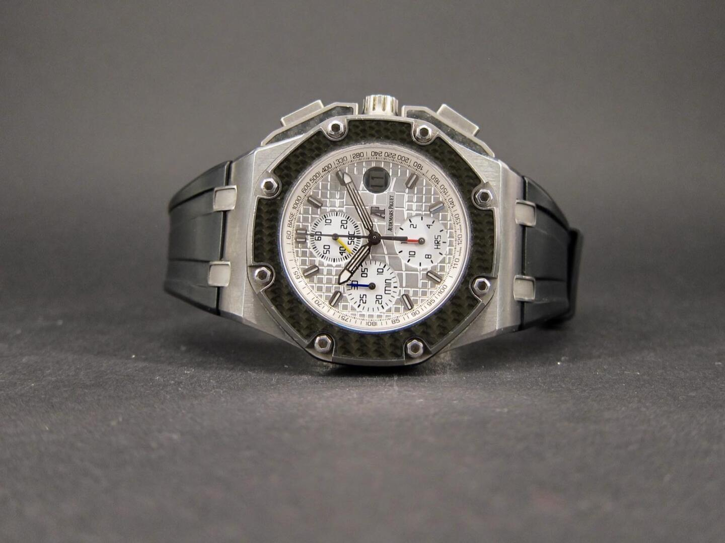 Audemars Piguet Royal Oak Offshore Montoya Limited Edition. Myyjä: Kellokonttori