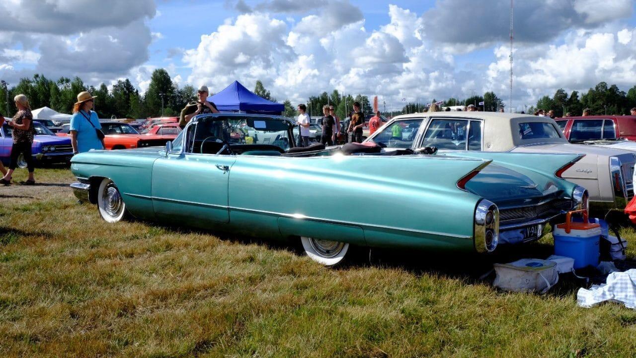 Cadillac Series 62 Convertible 1960