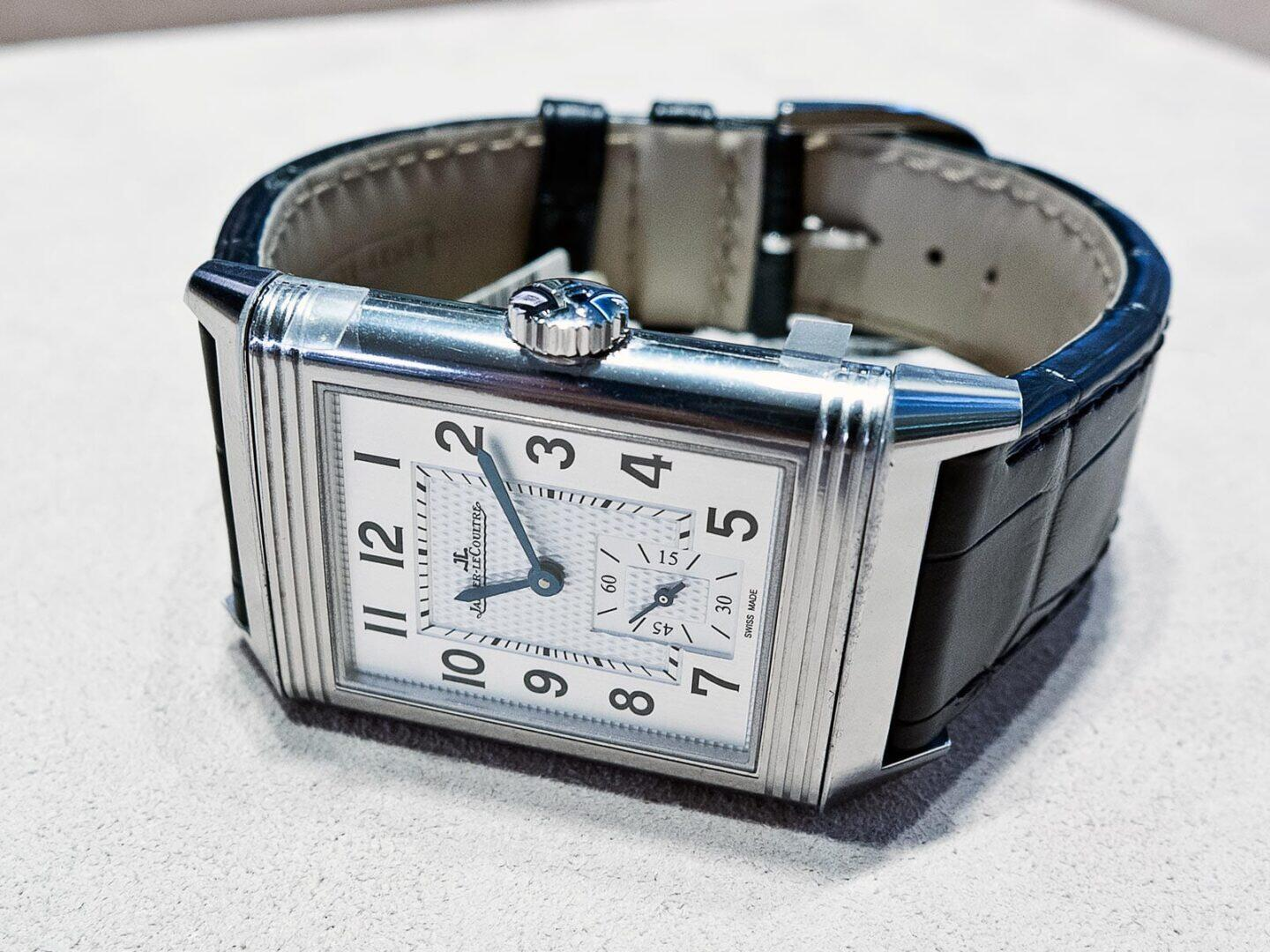 Reverso Classic Large Small Seconds REF. 3858520