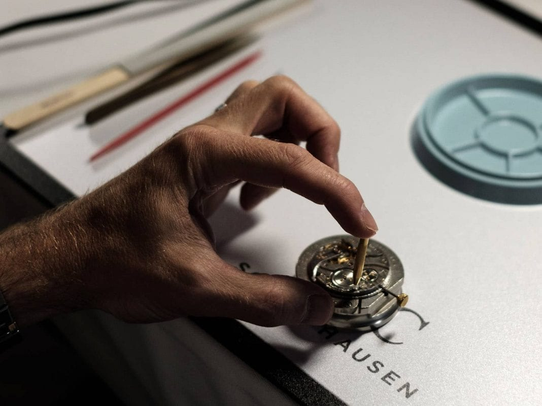 IWC Watchmaking Master Class. Kuva: Thibault de Schepper / IWC