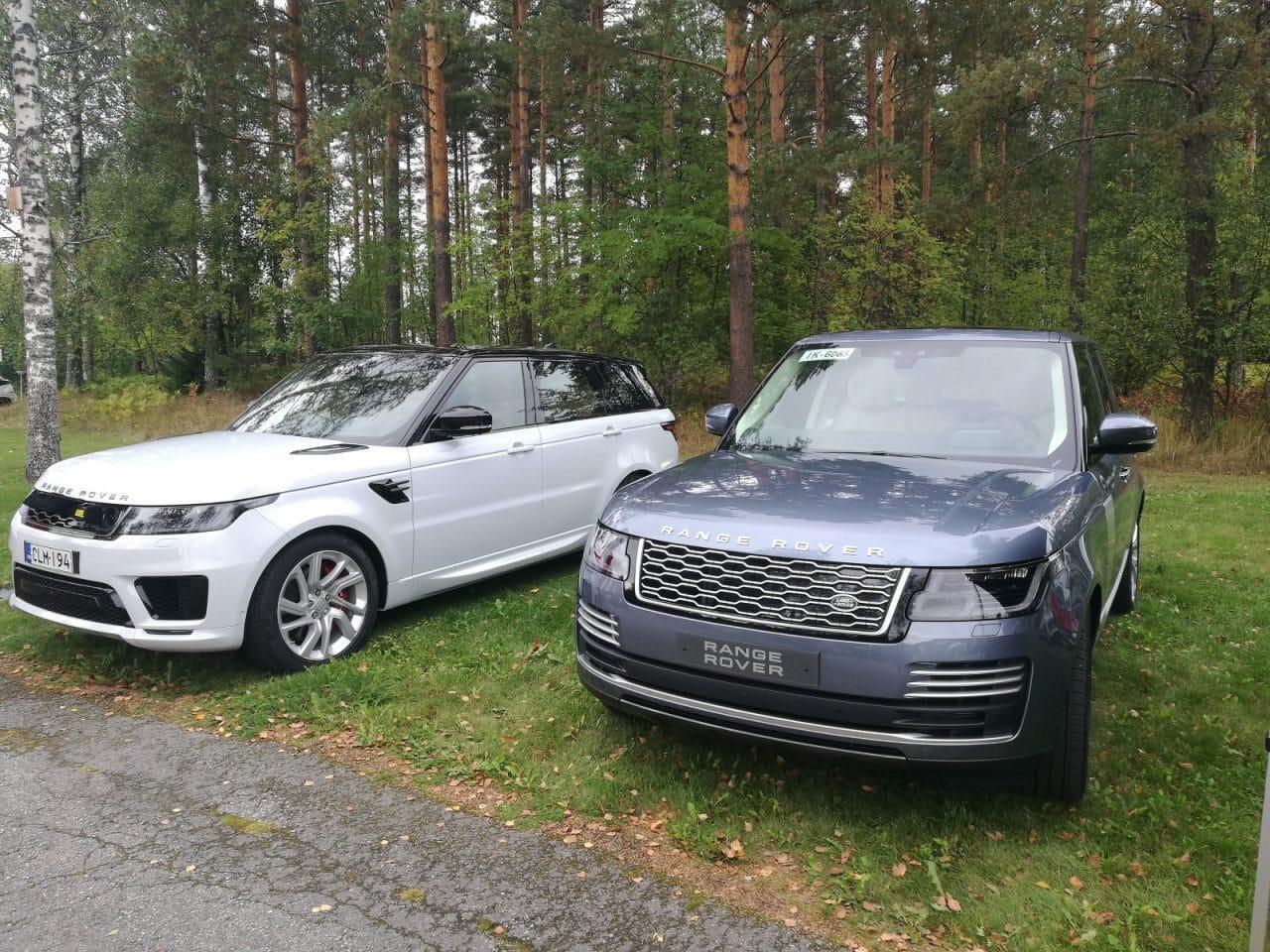 Jokamies-Tesla-Club-Finland-Långvik-Range-Rover-hybrid