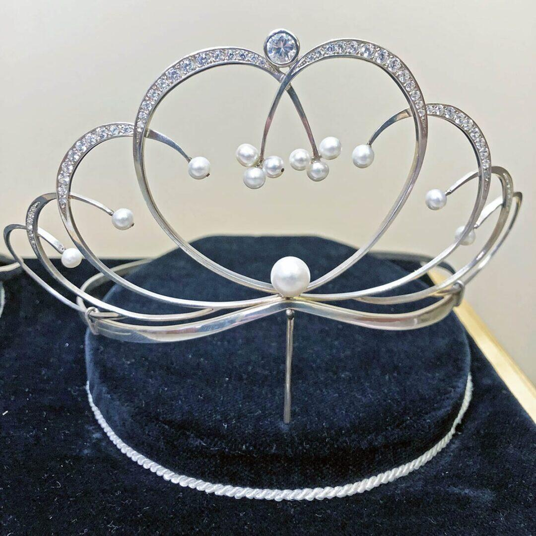 Miss Suomi - 2. perintöprinsessan kruunu