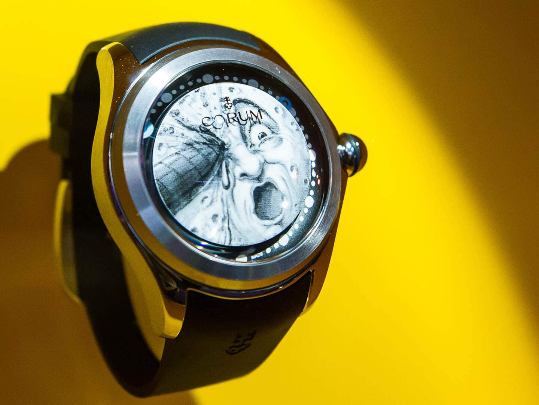 Corumin näyttäviä kelloja ei nähdä vuonna 2019 Baselworldin messuilla.