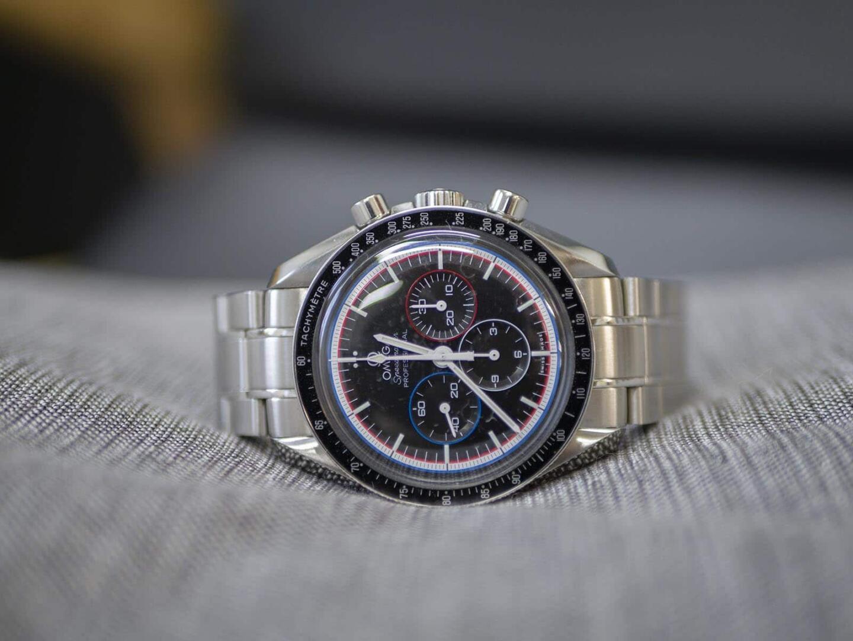 Omega Speedmaster Apollo 15 40th Anniversary