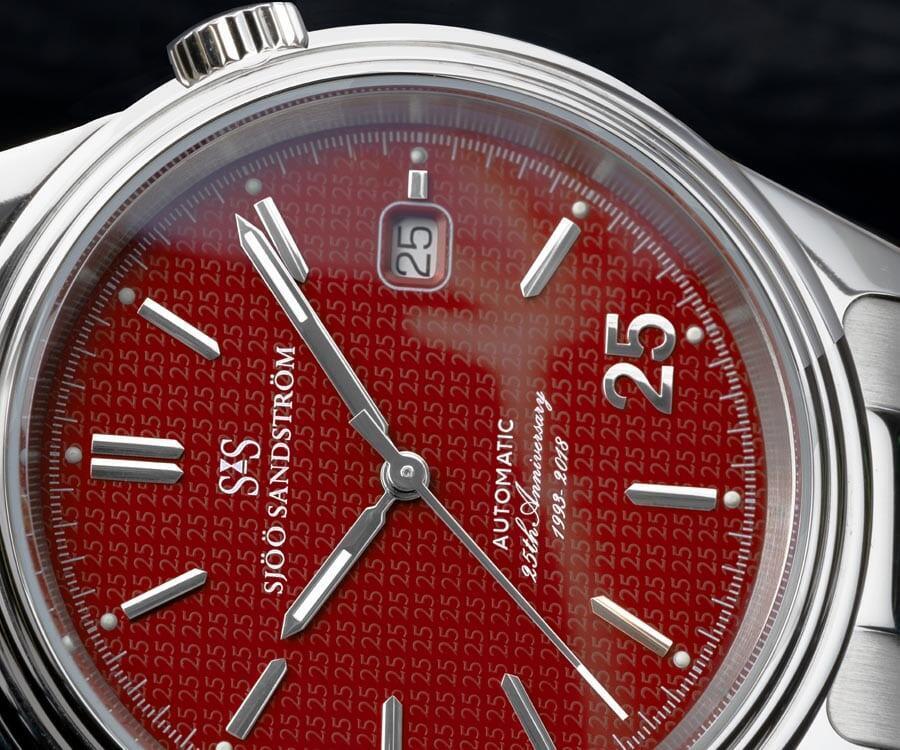 Sjöö Sandström Royal Steel Classic Anniversary Edition