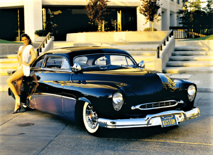 "Mercury ""Midnight Sensation"" 1951."