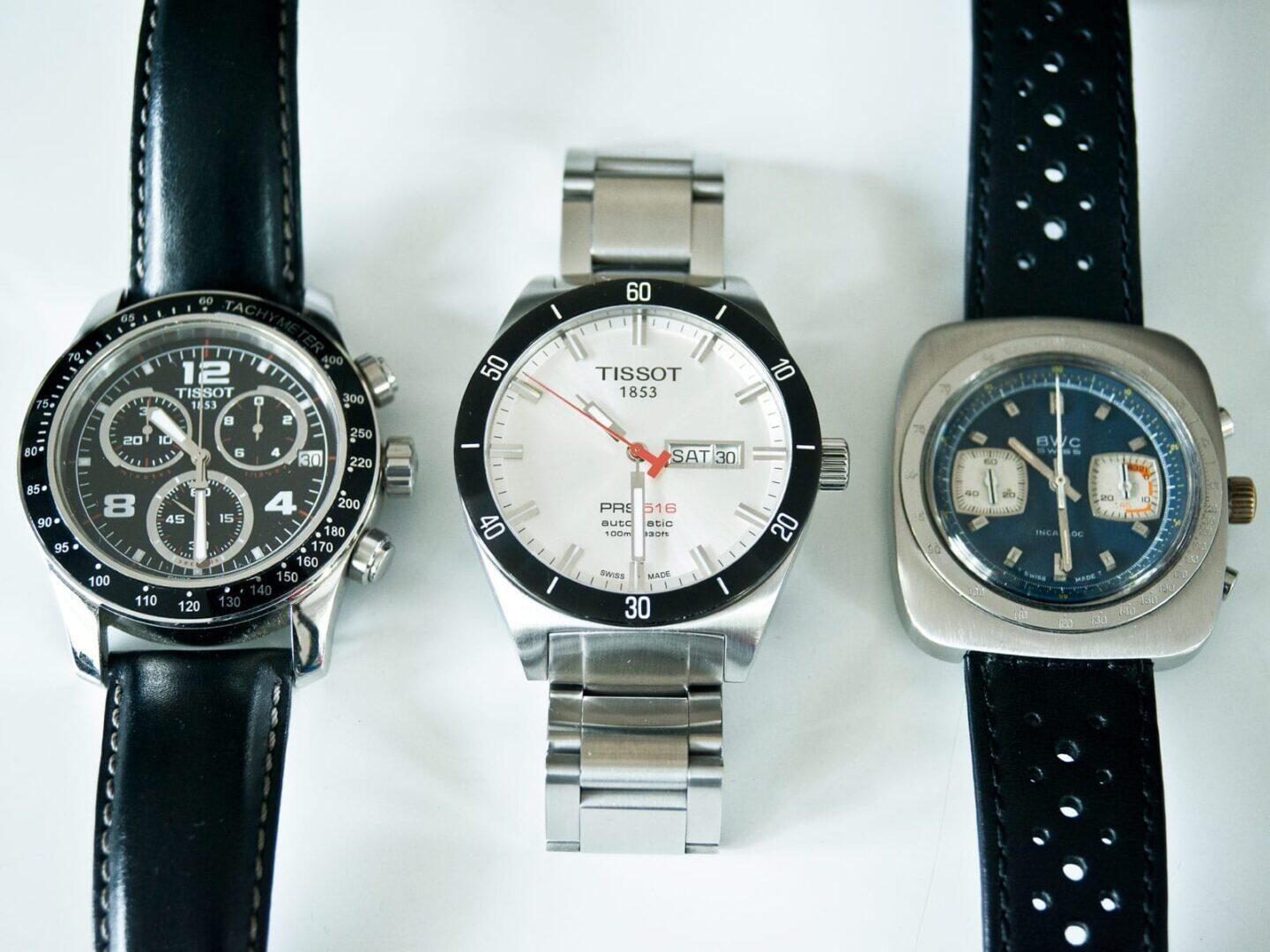 Buttes Watch Company chronograph