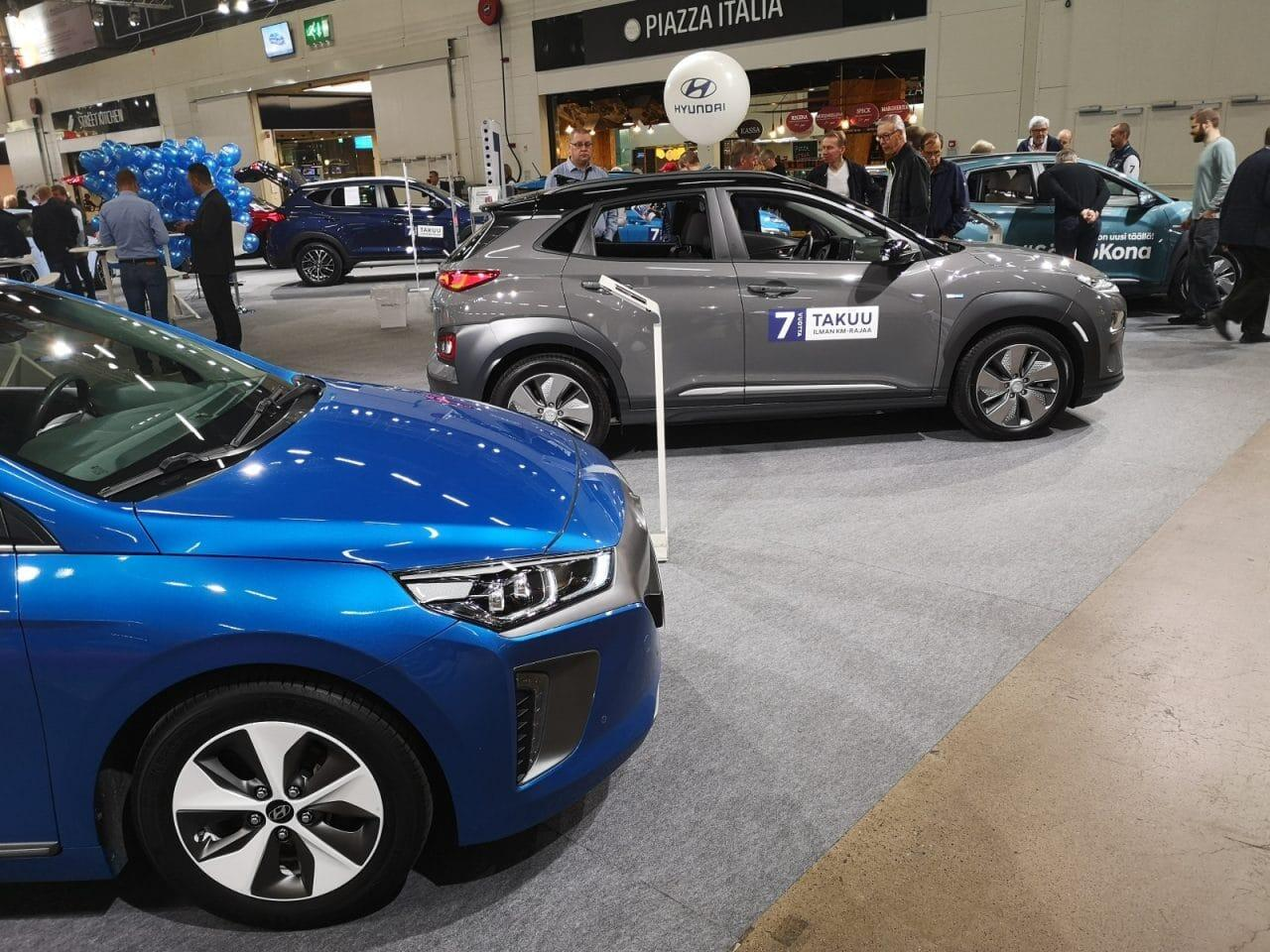 Hyundai sähköautot