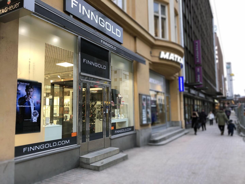 FinnGold Hämeenkatu 8, Tampere