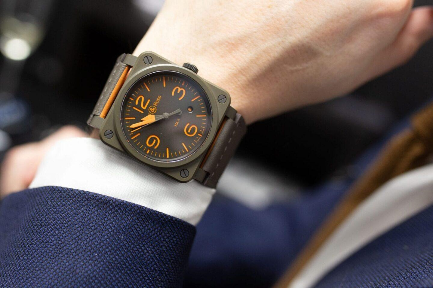 Bell & Ross BR 03-92 MA-1 Automatic