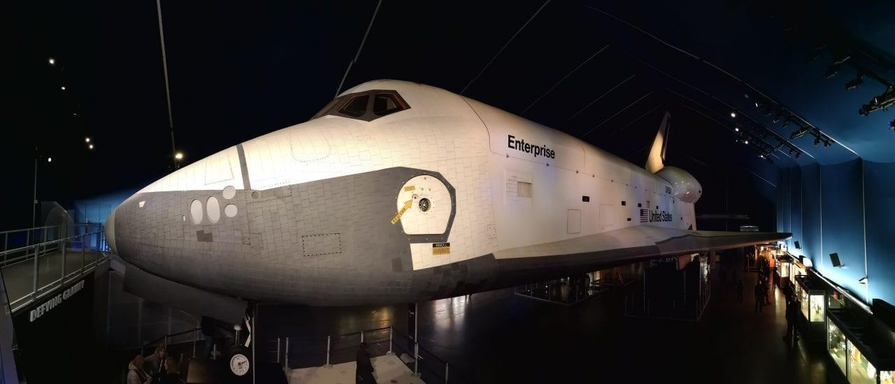 Jokamies Enterprise - sukkula