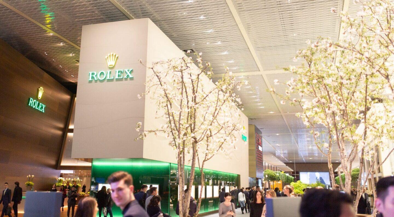 Rolex jatkaa Baselworldissa myös vuonna 2020.
