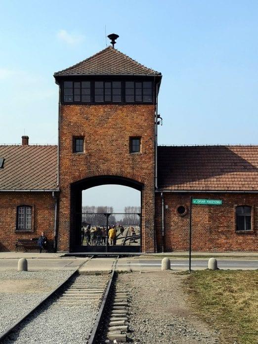 Jokamies-Itäblokki-Teslalla-Auschwitz-Birkenau