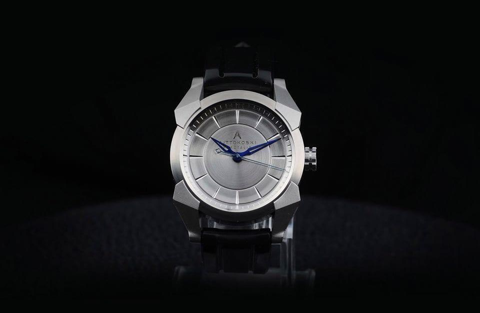 Kellojen yössä esittäytyy uusi suomalainen kellontekijä, Aittokoski Timecrafts.