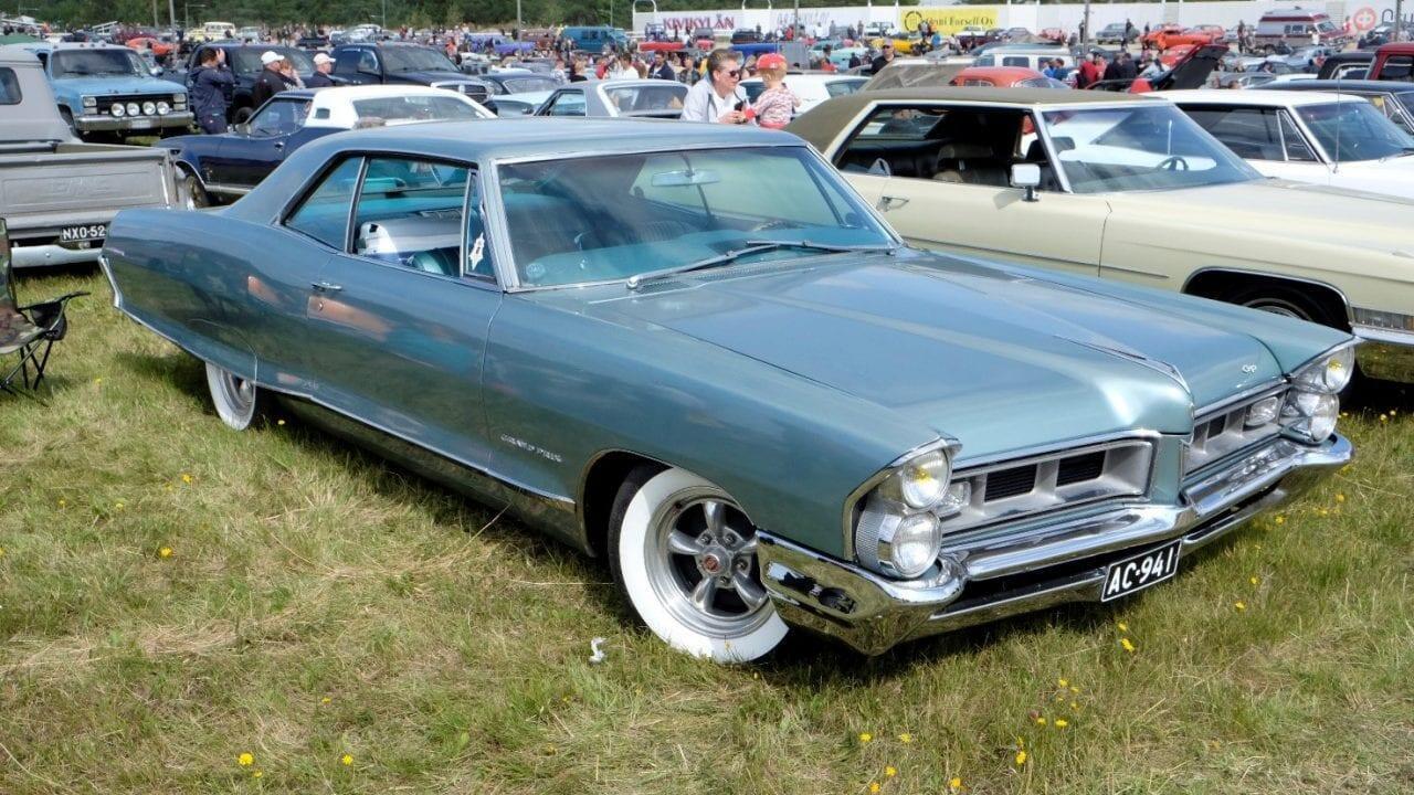 Pontiac Grand Prix 2D HT 1965