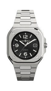 Bell & Ross BR-05 Black Steel