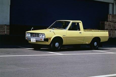Mitsubishi Forte/L200 ensimmäinen sukupolvi