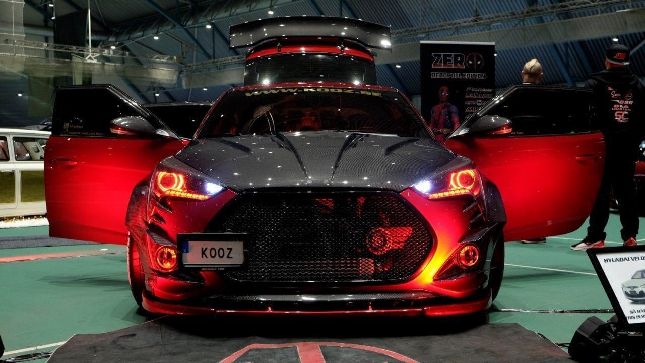 West Coast Motor Show
