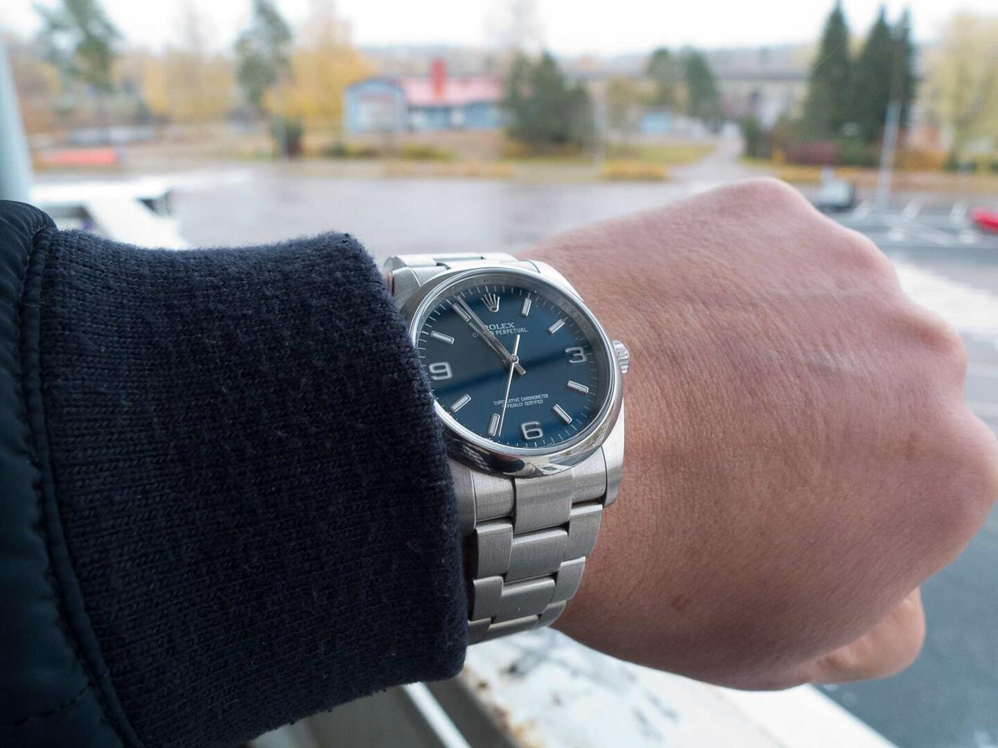Rolex Oyster Perpetual 36 116000 116000-0002