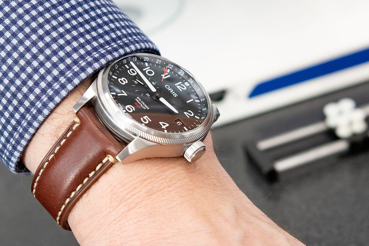 Oris 56th Reno Air Races Limited Edition -pilottikello