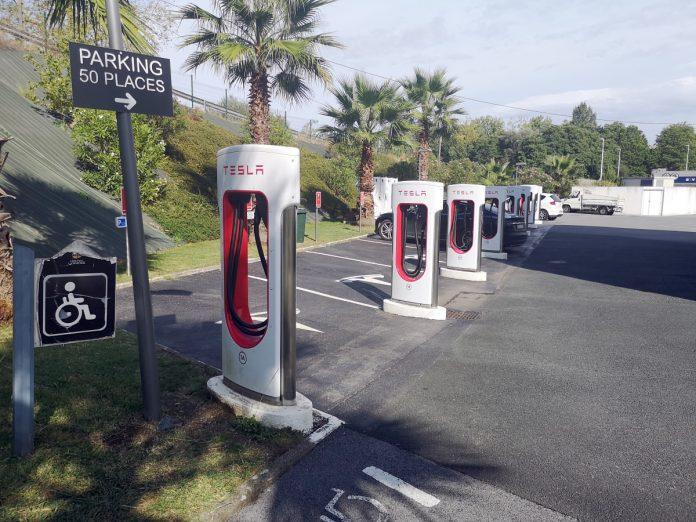 Jokamies - Teslalla Madridiin #10 - Bayonne Supercharger