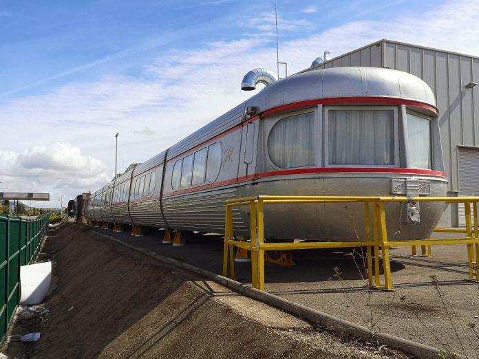 Jokamies - Teslalla Madridiin #10 - Talgo juna