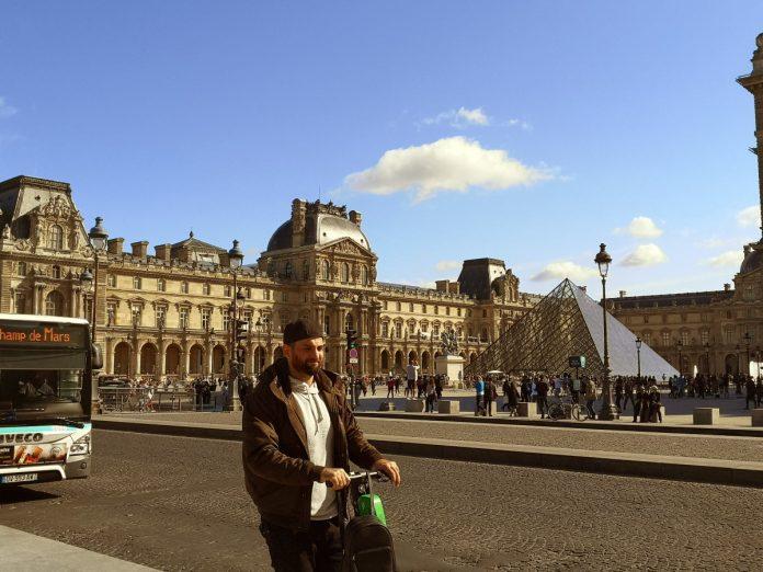 Jokamies - Teslalla Madridiin #11 - Louvre