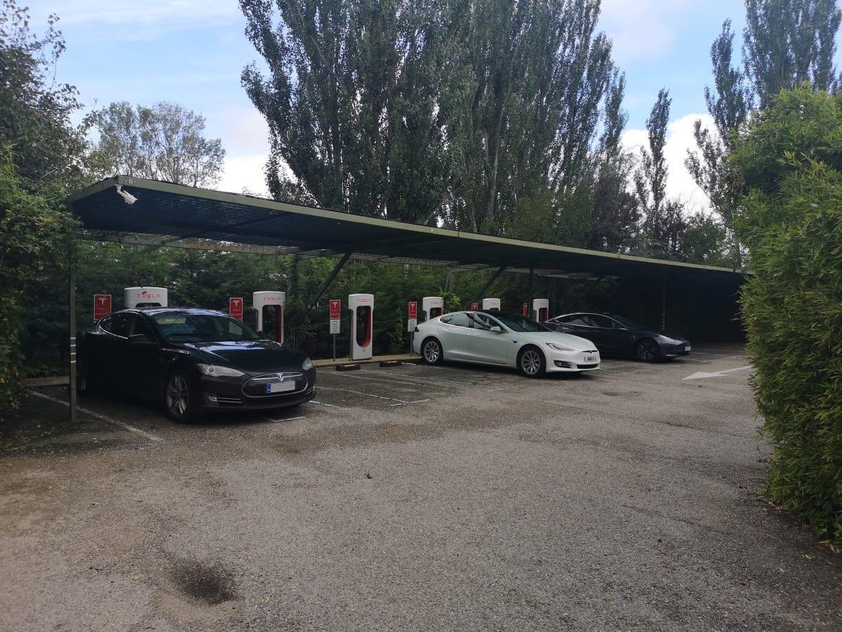 Jokamies - Teslalla Madridiin #14 - Burgos Supercharger
