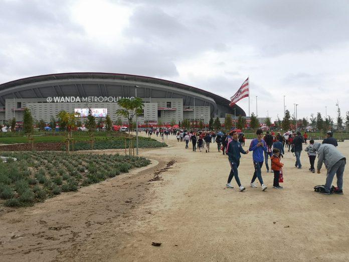 Jokamies - Teslalla Madridiin #8 - Wanda Metropolitano
