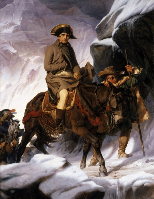 Paul_Delaroche_-_Napoleon_Crossing_the_Alps_-_Google_Art_Project_2