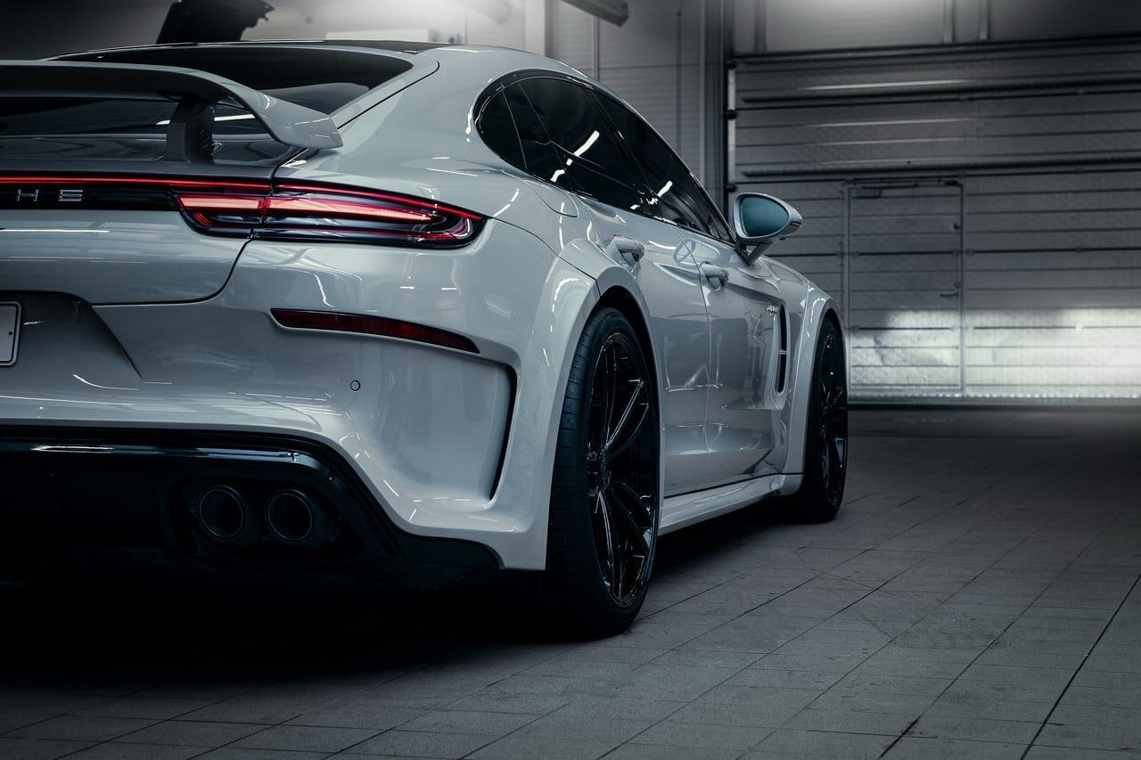 Porsche Panamera GrandGT - Techart