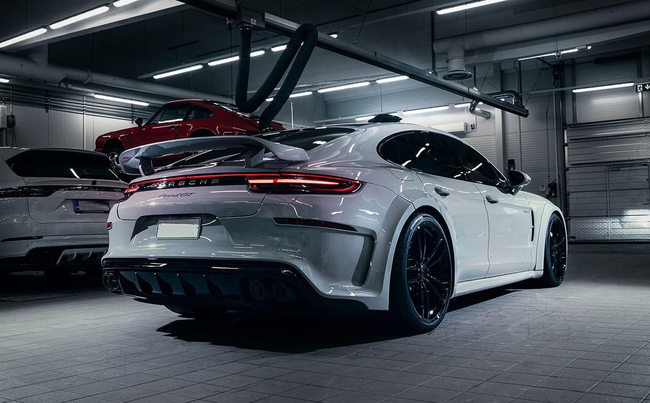TechArt Porsche GrandGT