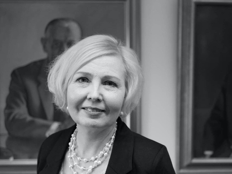Kelloseppäkoulun rehtori Tiina Parikka.