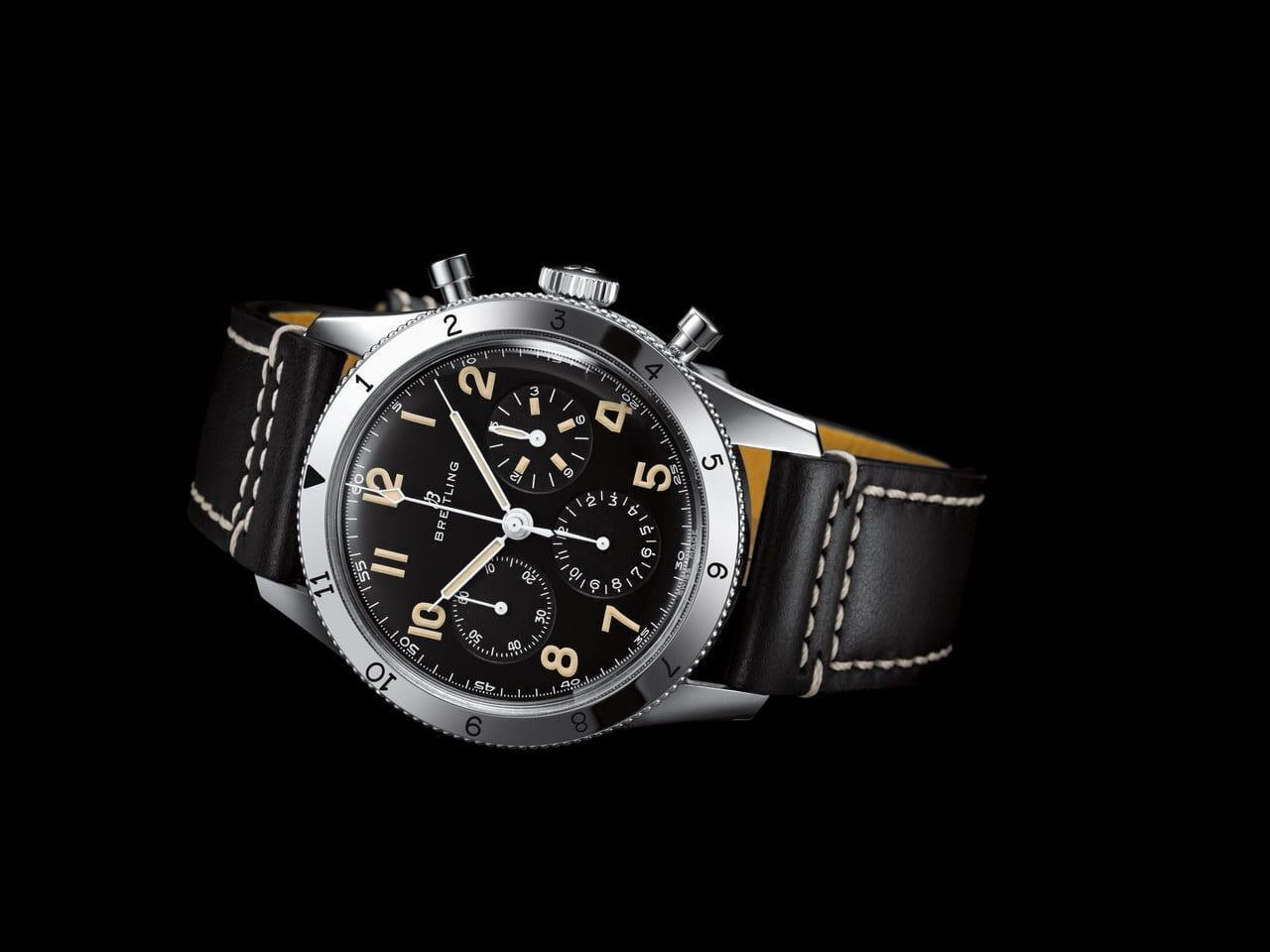Breitling AVI-Ref. 765 1953 Re-Edition