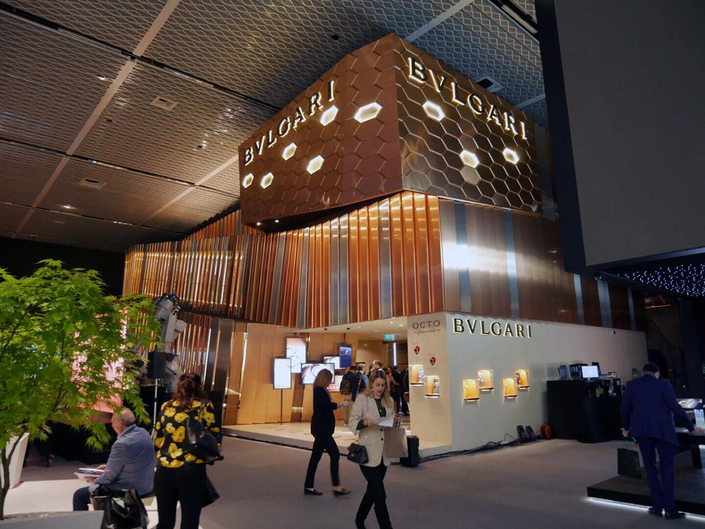 Bulgari / Baselworld